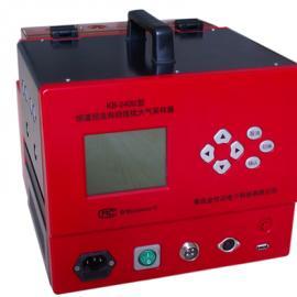 KB-2400型恒温恒流连续自动大气采样器(四路电子流量计)