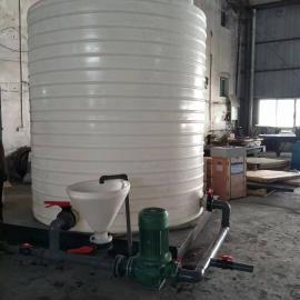 广元20立方减水剂储罐,广元20吨混凝土搅拌复配罐