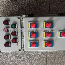 蒸汽式汽化器防爆控制箱