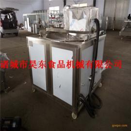 昊东供应方便面油炸机 电加热方便面加工全套设备