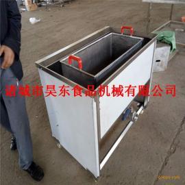 供应昊东串串油炸机 电加热串串油炸加工设备