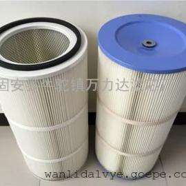 厂家直供焊接烟尘滤芯 打砂抛丸机除尘滤筒 工业3566粉尘滤芯