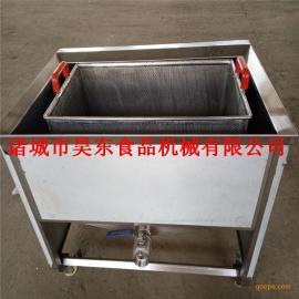 厂家直销豆腐串油炸机 自动控温豆腐串油炸设备