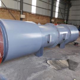 SDDY隧道专用对旋通风机-隧道风机