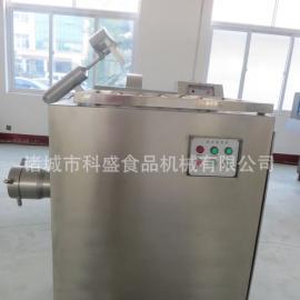 零售白口铁冻肉绞肉机 多功用鲜品冻品绞肉设备 北京好好厂家