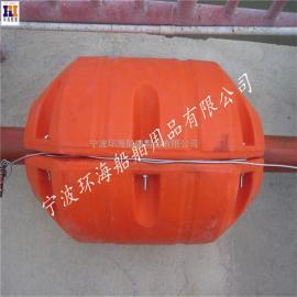 德阳抽砂船浮筒 塑料管道浮体 清淤管浮厂家
