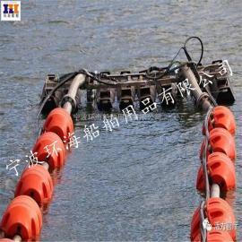 广元抽砂管道浮体 挖泥船管线浮筒 疏浚管线浮桶