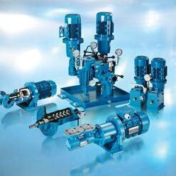 KRAL KFN螺杆泵丨KRAL中国丨KRAL技术支持