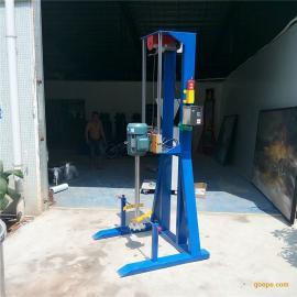 供应不锈钢液体搅拌机 多用分散搅拌机 小型分散机