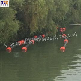 雅安PE浮体 塑料管道浮桶 抽泥船管道浮筒