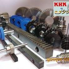 日本KHK齿轮 KHK齿条-SSY齿轮 MSGA/B齿轮 原装日本进口齿轮