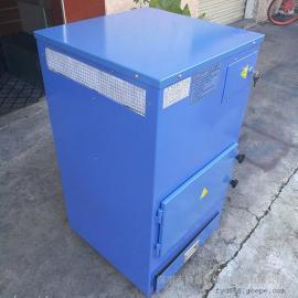 750W低噪音磨床吸尘器 磨床砂轮灰金属灰清理收集