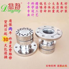 制药厂蒸汽制热水消音器消声器蒸汽加热水消音器消声器DDS-B-80