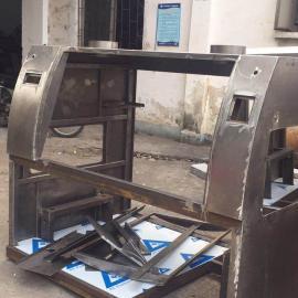 波峰焊机壳,钣金机架,波峰焊锡炉波峰焊钣金