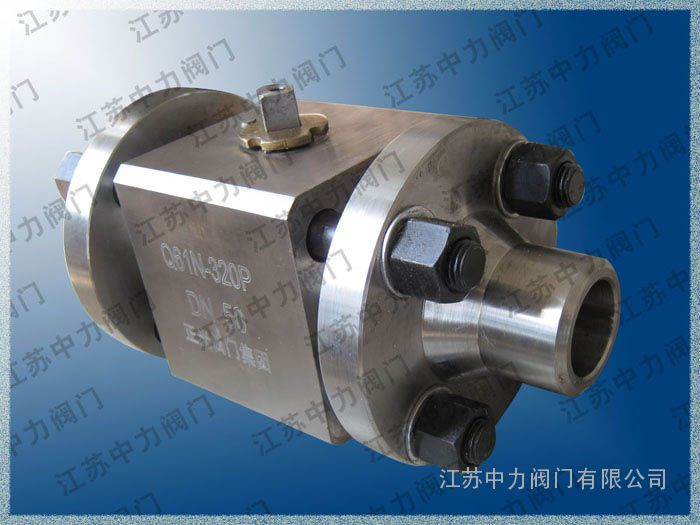 q61n-320p焊接式超高压球阀图片