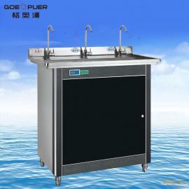 格奥浦GA-3W弯管节能饮水机不锈钢校园直饮水机工厂智能饮水机
