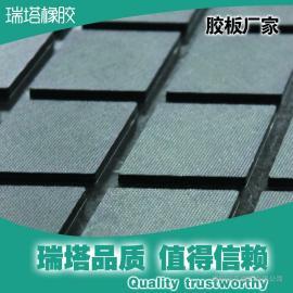 12mm 耐磨滚筒包胶板,菱形胶板,平面包胶板