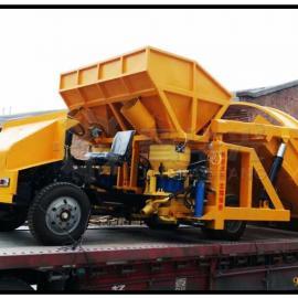 喷浆车液压混凝土喷浆机宁夏自动上料喷浆机