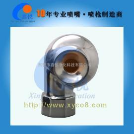厂家定做鑫悦XYCO蜗壳喷头 不锈钢防堵涡旋喷头