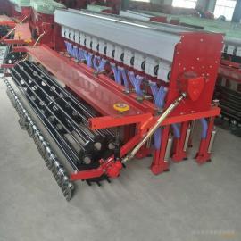 小麦播种机厂家 多功能腿式免耕播种机价格