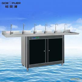 格奥浦GA-6W工厂直饮水机员工用饮水机校园不锈钢饮水机