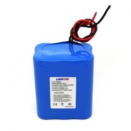 18650 11.1V 4400mAh锂电池组 医用吸痰器