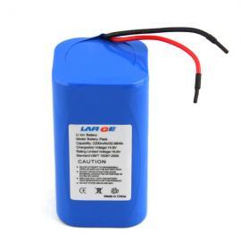 18650 14.8V 2200mAh锂电池组_智能扫地机电池