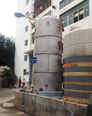 脱硫塔 脱硫除尘设备 脱硫设备 废气处理
