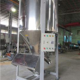 广西2吨塑料破碎片料料搅拌干燥机