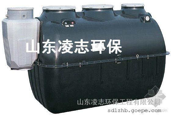 无动力污水处理设备 污水处理设备 新农村污水处理设备