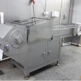 工厂专用牛肉切片机猪肉切片机高速刨肉机