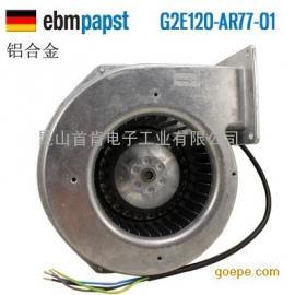 G2E120-AR77-01德国 直径120mm 鼓风扇