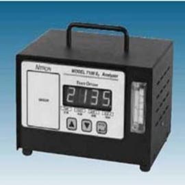 美国恩特龙NTRON7100P手提式氧气分析仪