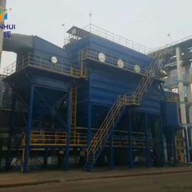 乌海15吨锅炉脱硫除尘器石灰石脱硫塔与布袋除尘紧密结合