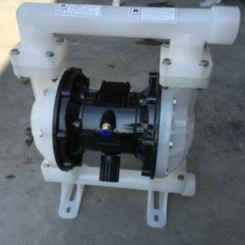 QBY-40塑料气动隔膜泵