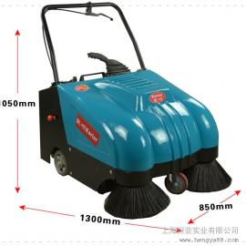 工业扫地机手推式双刷扫地机电动清洁车扫地机器人电动清洁车