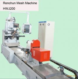绕丝筛管焊接设备高品质约翰逊网焊接机