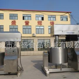 供应不锈钢肉丸打浆机 液压升降多功能打浆机 肉丸设备