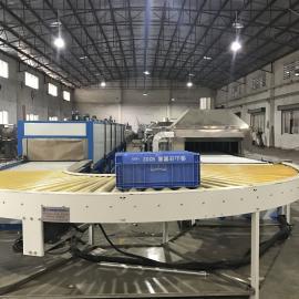 广州塑料托盘自动喷淋除油清洗机 周转箱清洗烘干机厂家