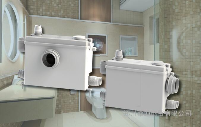 ZENIT原装进口别墅地下室污水提升泵卫生间淋浴房马桶粉碎设备