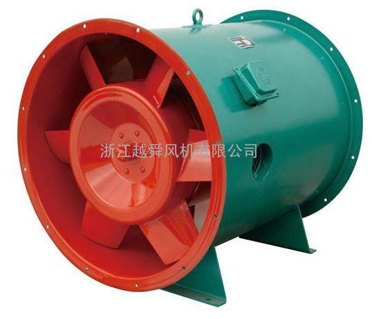 HTF-III高压排烟管道风机