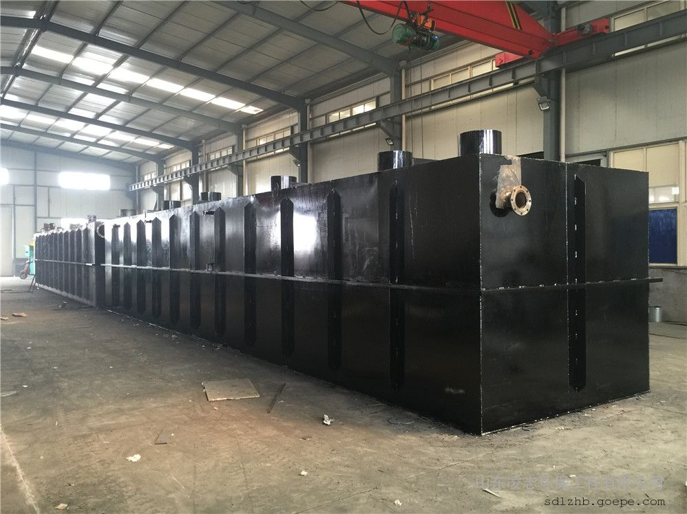 养老院污水处理设备 污水处理设备