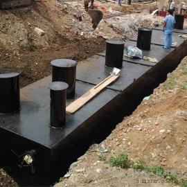 养殖场污水处理化粪池生产玻璃钢小型化粪池缠绕一体化设备