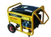 280A汽油发电机带电焊机