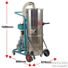 KL2210工业吸尘器吸水吸尘机砂石工厂车间用2200w