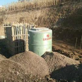 一体化雨水提升泵站陕西西安地区厂家