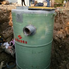 一体化污水泵站安徽六安专业的厂家