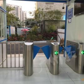 深圳工地门禁劳务实名制考勤系统 LED联屏监控管理