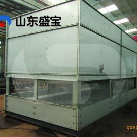 高品质闭式冷却塔/冷却塔供应厂家/山东盛宝制造商