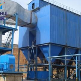 ZC机械回转扁布袋反吹风技术用于矿山除尘器工艺成熟